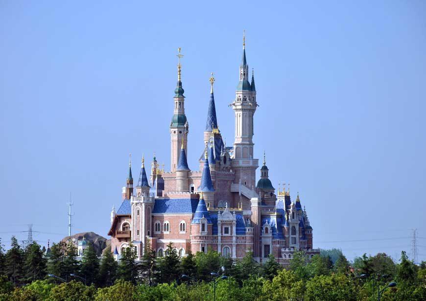 Disney Stocks Trading