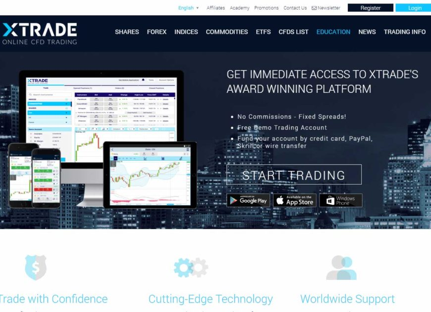 Xtrade Review