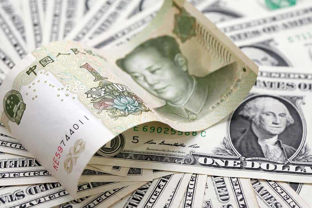 Forex yuan dollar