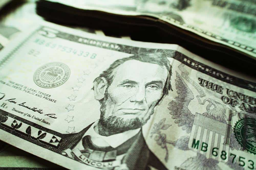 US Dollar increase
