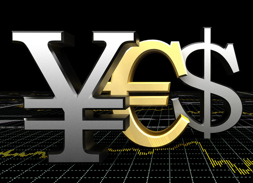 Yen beats Dollar and Euro