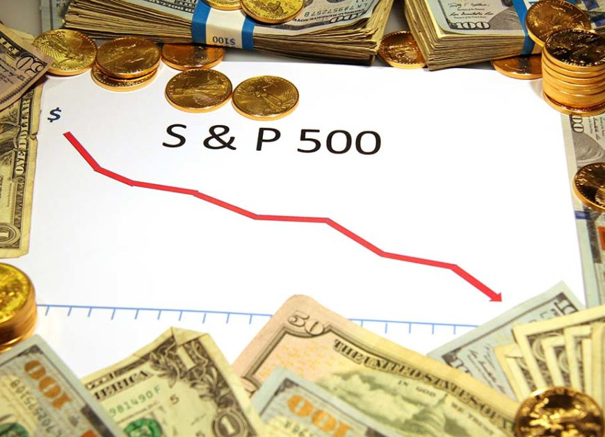 S&P 500 and Dow