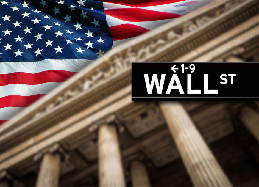 Wall Street indices